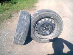 Продам колеса Dunlop 175/55R15. x15 4x100.00 ЦО 56,1мм.