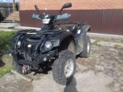Polar Fox ATV600. исправен, без птс, с пробегом