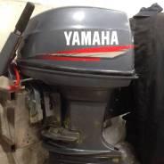 Yamaha. 40,00л.с., 2х тактный, бензин, нога S (381 мм)