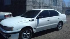 Toyota Corona. механика, передний, 1.6 (115 л.с.), бензин, 300 000 тыс. км