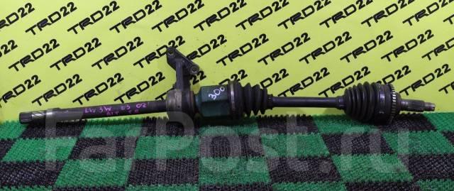 Привод, полуось. Mazda MPV, LW3W Двигатели: L3, L3DE, L3VDT, L3VE