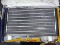 Радиатор охлаждения двигателя. Лада Калина Лада 2111 Лада 2110 Лада 2112