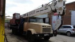 Сокол Скат-25. Продам Автокран Скат -25 на базе Краза 1994 г. в., 14 000 куб. см., 25 000 кг., 27 м.