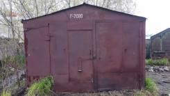 Железный гараж 3.25 на 7 очень мощный сталь 5мм.