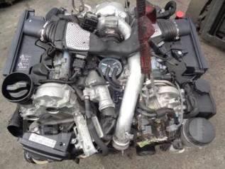 Двигатель в сборе. Mercedes-Benz CLS-Class. Под заказ