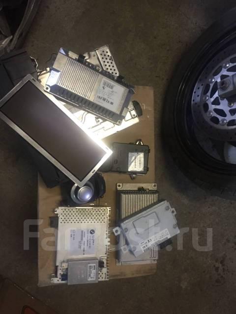 Аудио-видео система. BMW X6 BMW X5