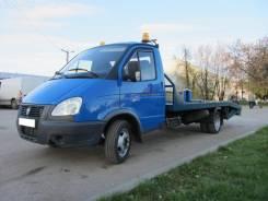 ГАЗ Газель Бизнес. Эвакуатор-ГАЗ 3035PR, 2 800 куб. см., 3 000 кг.