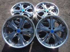 M'z SPEED. 8.0/9.0x19, 5x114.30, ET38/38