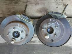 Диск тормозной. Toyota Celica Toyota Voltz Toyota Matrix Toyota WiLL VS Pontiac Vibe Двигатели: 2ZZGE, 1ZZFE