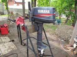 Yamaha. 5,00л.с., 2-тактный, бензиновый, нога S (381 мм), Год: 2000 год