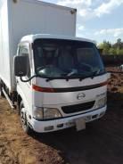 Hino Dutro. Продается грузовик HINO Dutro грузовой фургон, 4 613 куб. см., 3 000 кг.