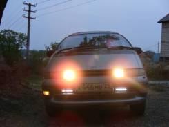 Toyota Estima Lucida. автомат, 4wd, 2.2 (105 л.с.), дизель