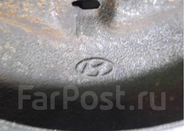 Маховик. Hyundai Accent, LC2, LC Двигатели: G4ECG, G4EK, G4EB, G4EA