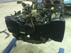 Двигатель в сборе. Subaru Impreza WRX Subaru Forester Subaru Impreza Subaru Exiga Двигатель EJ205