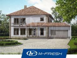 M-fresh Global (Глобальная свобода в своём доме за городом! ). более 500 кв. м., 2 этажа, 6 комнат, бетон