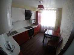 2-комнатная, улица Союзная 17. Первая речка, частное лицо, 51 кв.м. Кухня