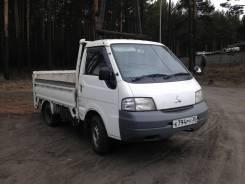 Mazda Bongo. Продается грузовик (Mitsubishi Delica) c гидробортом, 1 800 куб. см., 850 кг.