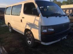 Toyota Hiace. LH109, 3L
