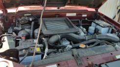 Кожух аккумулятора. Isuzu Bighorn, UBS69GW, UBS69DW Двигатель 4JG2