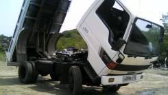 Mazda Titan. Самосвал 4WD мостовой V-3.5л, 3 500 куб. см., 2 500 кг.
