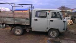 УАЗ 39094 Фермер. УАЗ фермер., 2 000 куб. см., 2 500 кг.