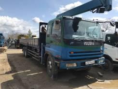 Isuzu Giga. Продаётся грузовик, 17 000 куб. см., 10 000 кг.