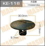 """Клипса """"Масума"""" KE-118"""