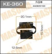 """Клипса """"Масума"""" KE-360"""