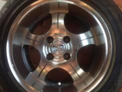 Sakura Wheels 140. 7.0x15, 4x100.00, ET35, ЦО 54,1мм.