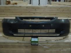 Бампер Honda FIT 01-03 5D без отверстий под туманки