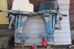 Вихрь. 25,00л.с., 2х тактный, бензин, нога S (381 мм), Год: 1989 год