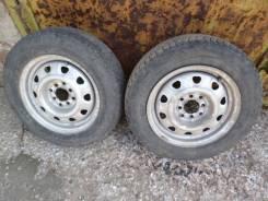 Bridgestone Blizzak MZ-03. Всесезонные, износ: 50%, 2 шт
