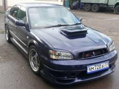 Патрубок воздухозаборника. Subaru Legacy B4