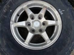 Mitsubishi. 7.0x16, 6x139.70, ET46