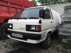 Toyota Lite Ace. Продам бортовой грузовик в хорошем состоянии, 1 288 куб. см., 1 000 кг.