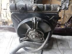 Вентилятор радиатора кондиционера. Лада 1111 Ока, 1111 Двигатель BAZ11113