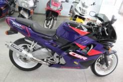 Honda CBR. 600 куб. см., исправен, птс, без пробега