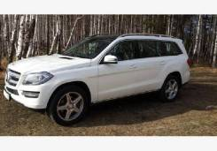 Mercedes-Benz GL-500. 166