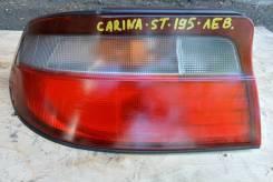 Стоп-сигнал. Toyota Carina, ST195, AT190, CT195, ST190, AT192, CT190 Двигатели: 4SFE, 3SFE, 5AFE, 2C, 4AFE