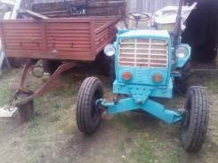 Самодельная модель. Продается самодельный трактор с двигателем Д-21, 21 л.с.
