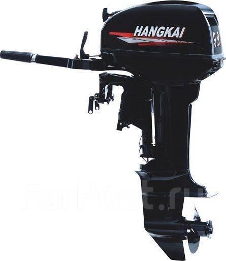 Hangkai. 9,90л.с., 2-тактный, бензиновый, нога S (381 мм), Год: 2016 год