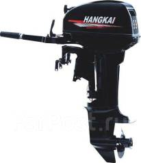 Hangkai. 9,90л.с., 2-тактный, бензиновый, нога S (381 мм), 2017 год год