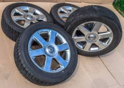 Nissan. 6.5x17, 5x114.30, ET45, ЦО 73,1мм.