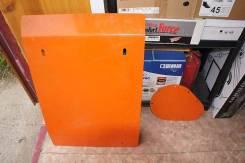 Защита раздаточной коробки. Mitsubishi Delica, PD8W Двигатель 4M40