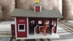 Ширмы для кукольного театра.