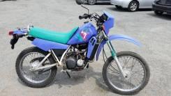 Yamaha DT50. 49 куб. см., исправен, без птс, без пробега