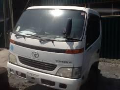 Передняя часть автомобиля. Toyota Toyoace Toyota Dyna Toyota Dyna / Toyoace