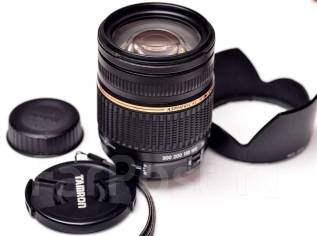 Tamron AF 28-300 f/3.5-6.3 XR Di VC LD Aspherical (IF) Macro Nikon F. Для Nikon, диаметр фильтра 67 мм