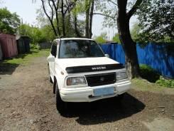 Suzuki Escudo. автомат, 4wd, 1.6 (100 л.с.), бензин, 237 000 тыс. км