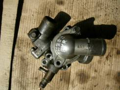 Корпус термостата. Mitsubishi RVR, N23WG, N23W Двигатель 4G63